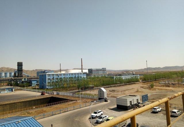 神华巴彦淖尔能源有限责任公司防雷检测工程