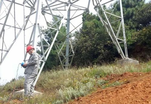 华润电力华东大区风电场防雷接地检测工程