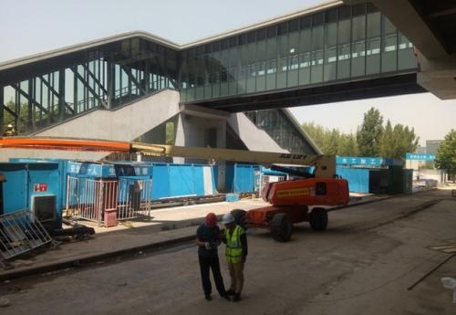 济南轨道交通R1线工程防雷工程技术服务