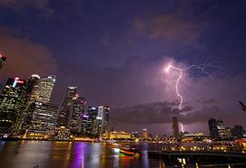 雷电风险评估